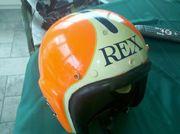 Rex Manchester's 1966 Racing Helmet