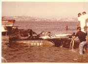 1965 AFTERMATH TAHOE FIRE SAN DIEGO