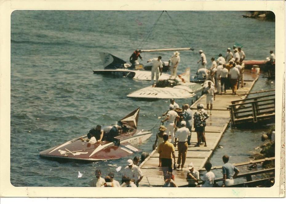 1969 TRIO-SAVIAR'S, PARCO, ATLAS