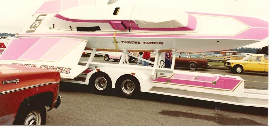 1980 CIRCUS 4 PT SEATTLE TEST