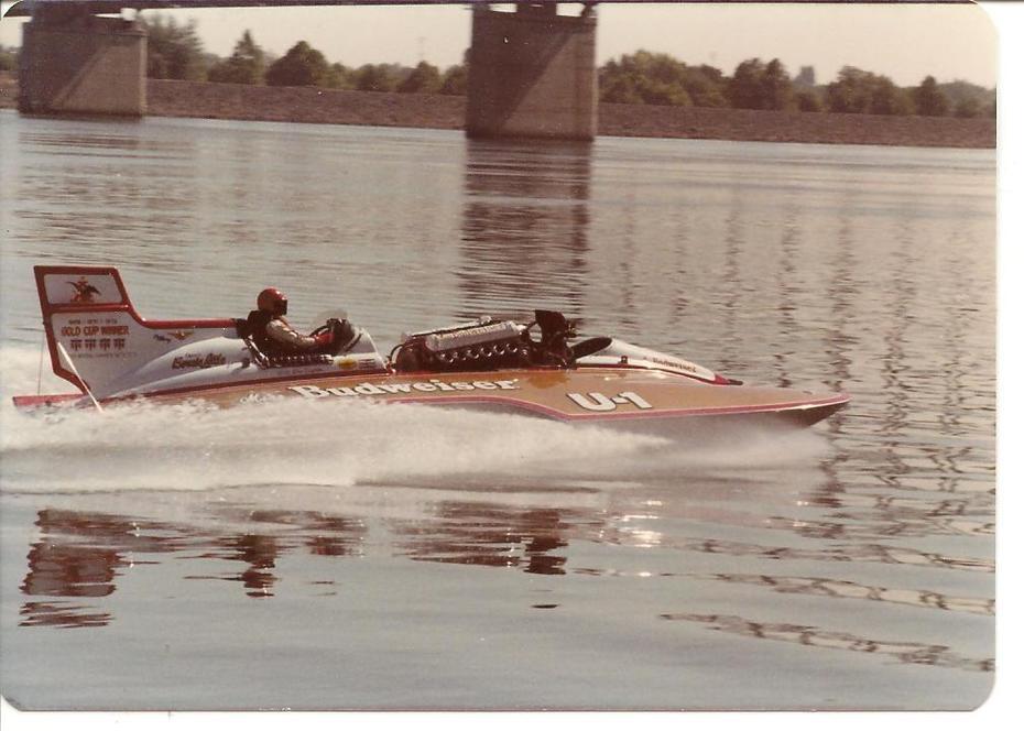 7-27-1978 MISS BUDWEISER TRI CITIES