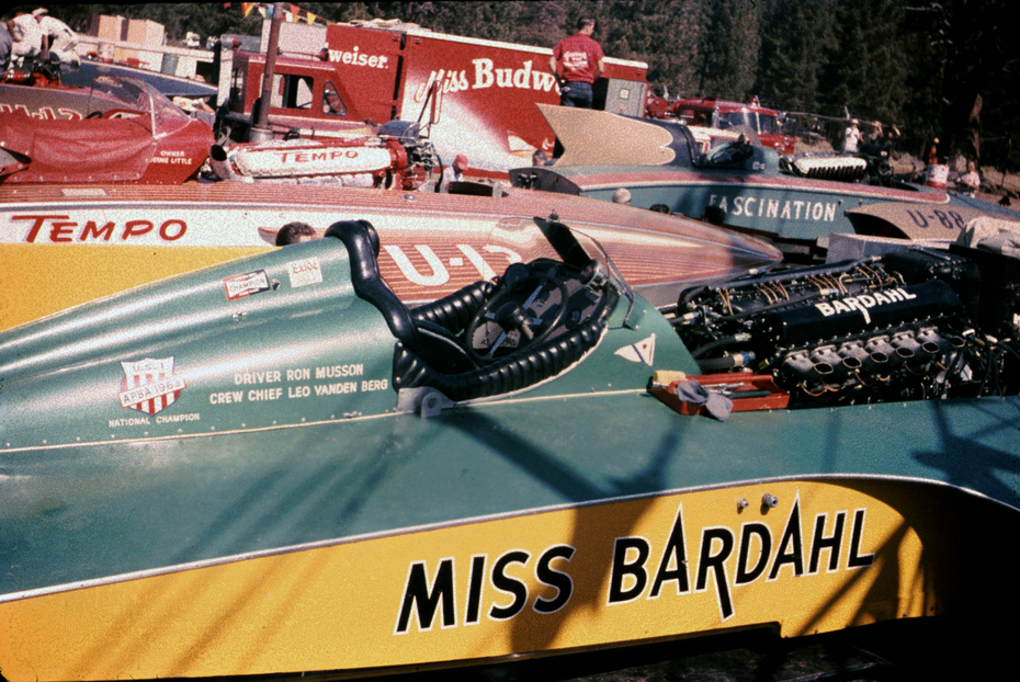 Lake Tahoe Pits -1964