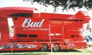 bottom of 1994 bud tri-wing