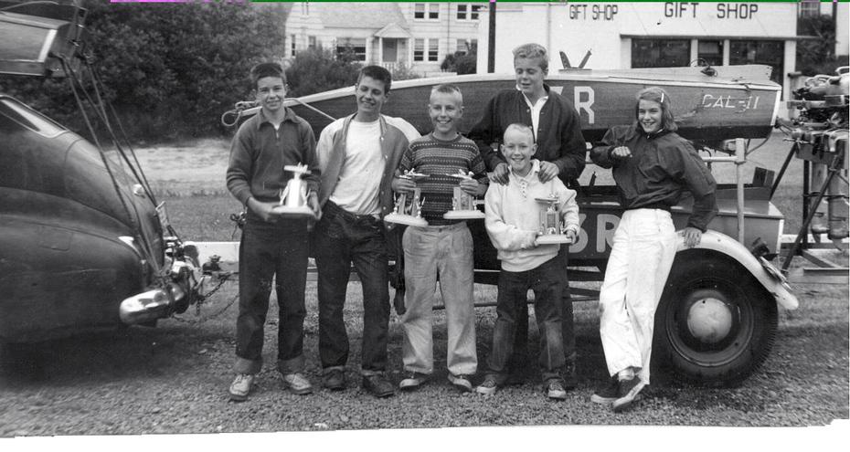 Devils Lake, OR 1955