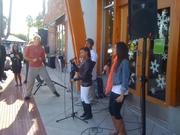 Dons Net Cafe performance at REI Grand Opening