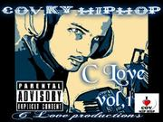 back cover of C Love vol,1