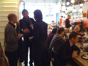 The first OpenCoffee in Breda