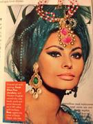 Screen Goddess Sophia-Loren