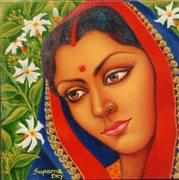 Artist Suparna Dey