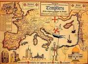 Templiers Map