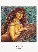 Lilith card