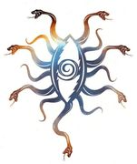 Eye of creation