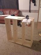 Cubby Hole Desk Phase 1