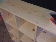 Hobby Desk Cubby Hole 1