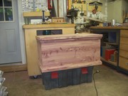 Tennessee Red Cedar Chest