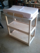 Changing table before paint