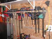 Clamp Rack 2