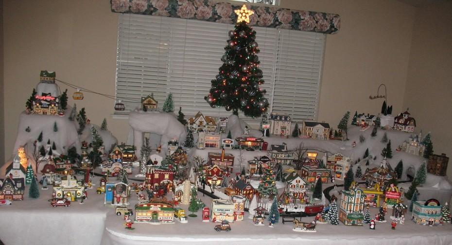 Kreg Christmas Village Project