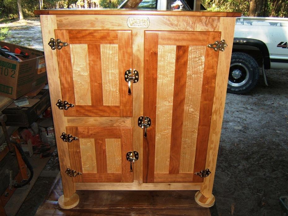 Pecan Icebox Replica