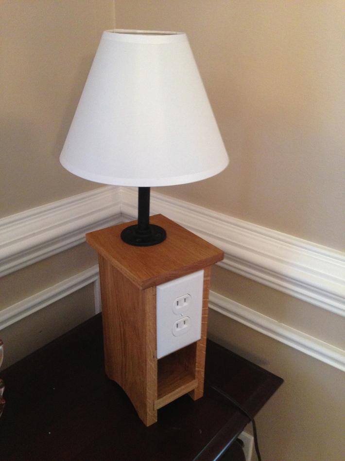 Phone Charging lamp