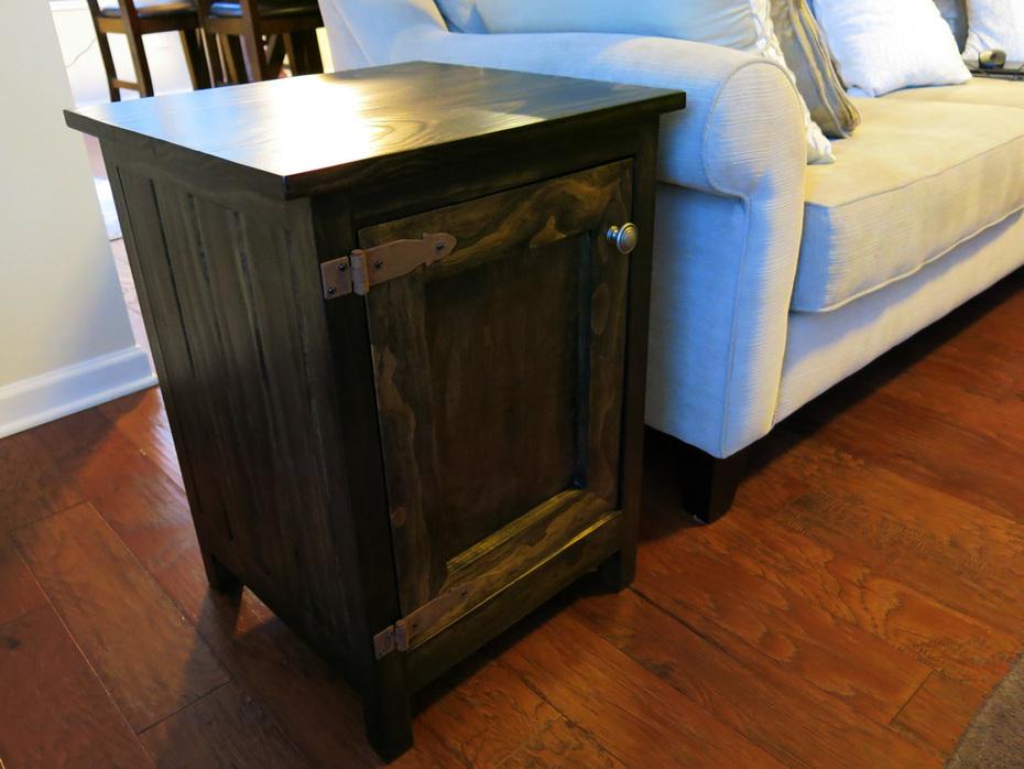 Small Sofa Side Table