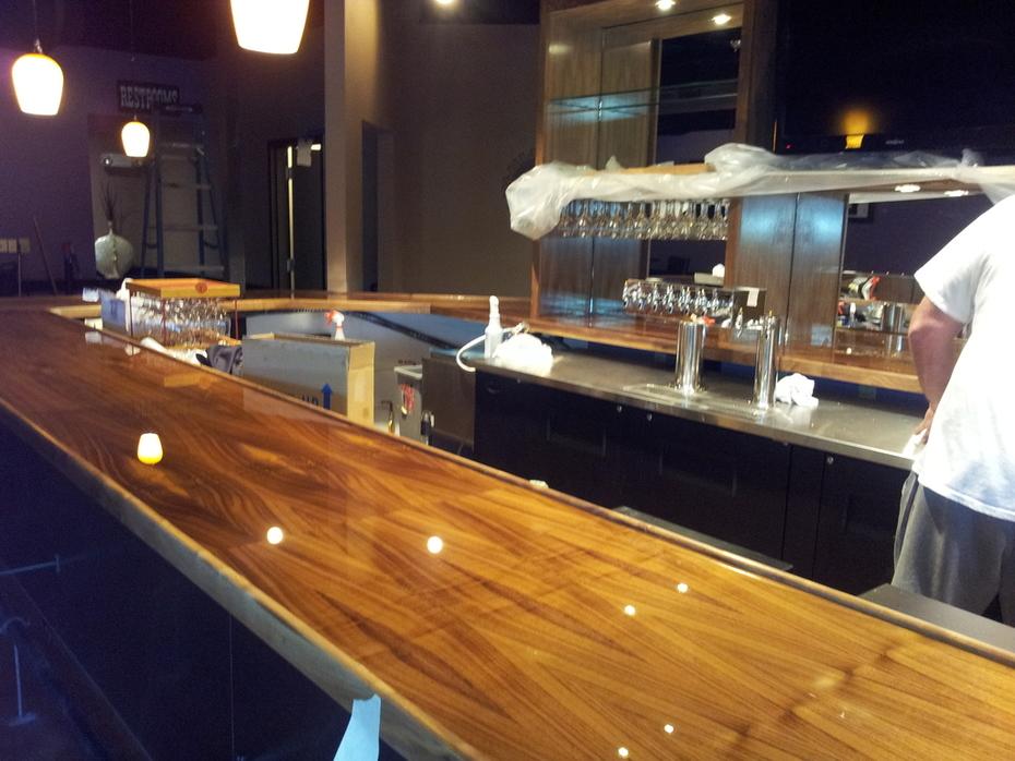 Custom Bars and Bartops