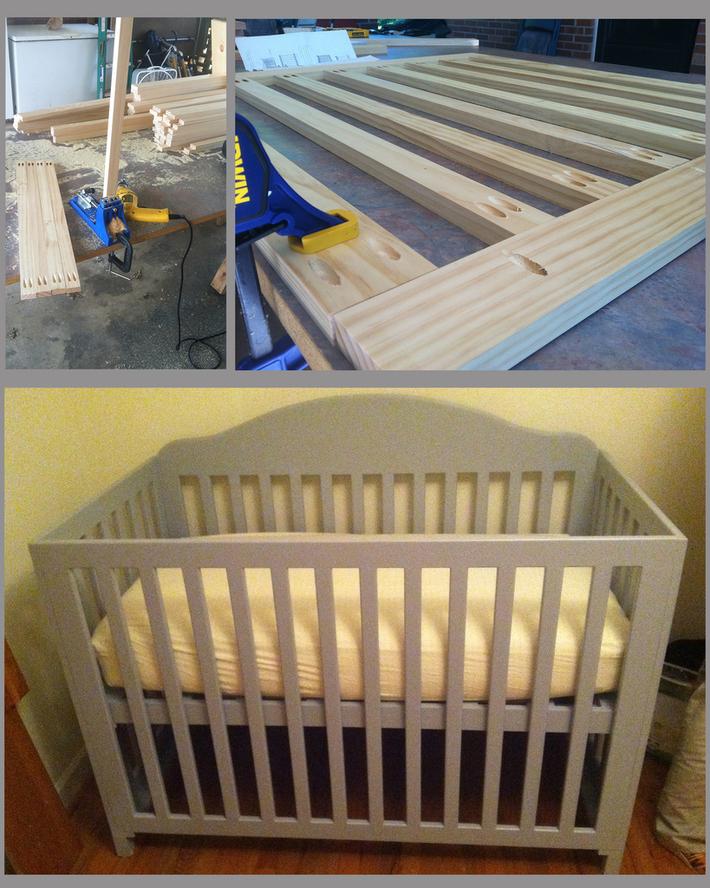 Baby Crib Project