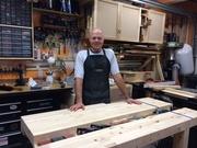 Budget-friendly Roubo-style workbench