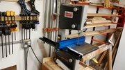 Adding a Kreg Precision Bandsaw Fence to a Craftsman 10 inch Bandsaw