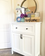 Entry Way Shoe Cabinet