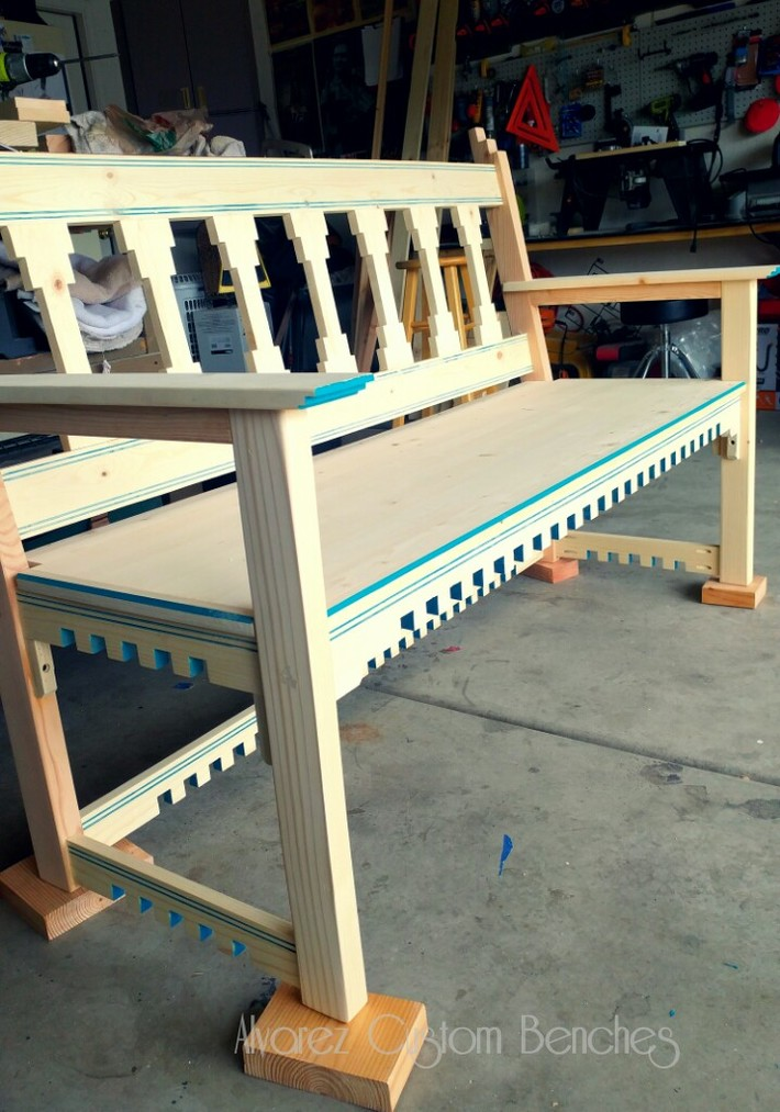 Southwest Bench