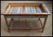 Long Leaf Pine Coffee Table