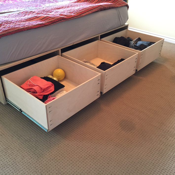 End Drawers