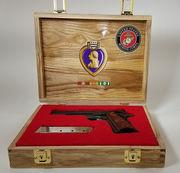 Gun Display Box interior