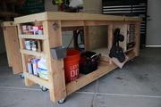 Mobile & Modular Workbench