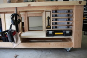 Mobile & Modular Workbench