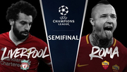 Liverpool vs AS Roma Live