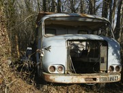 oude auto's