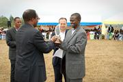 World Vision Rwanda award