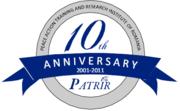 PATRIR 10TH ANNIVERSARY CIRCLE