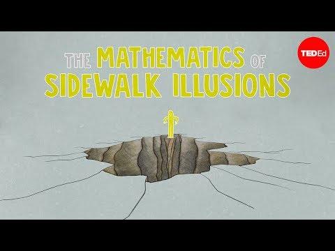 The mathematics of sidewalk illusions - Fumiko Futamura