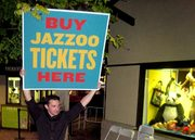 Buy Jazzoo Tickets Here