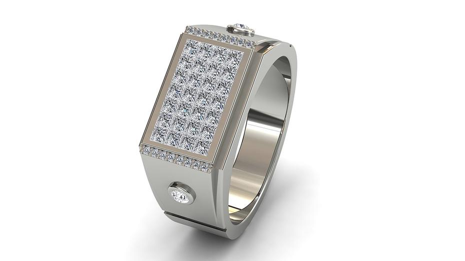 Fashion Men Ring