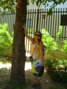Charlandooooo no Parque do Cocó.