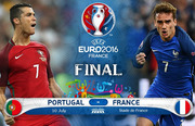 Eurocopa 2016 final Franca x Portugal