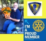 Proud to be a Rotarian w-photo-