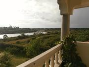 Hilary Ahluwalia's River With Hippo Neighbors