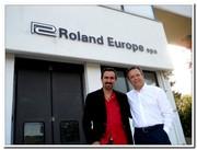 Roland Europe, Italy  - President