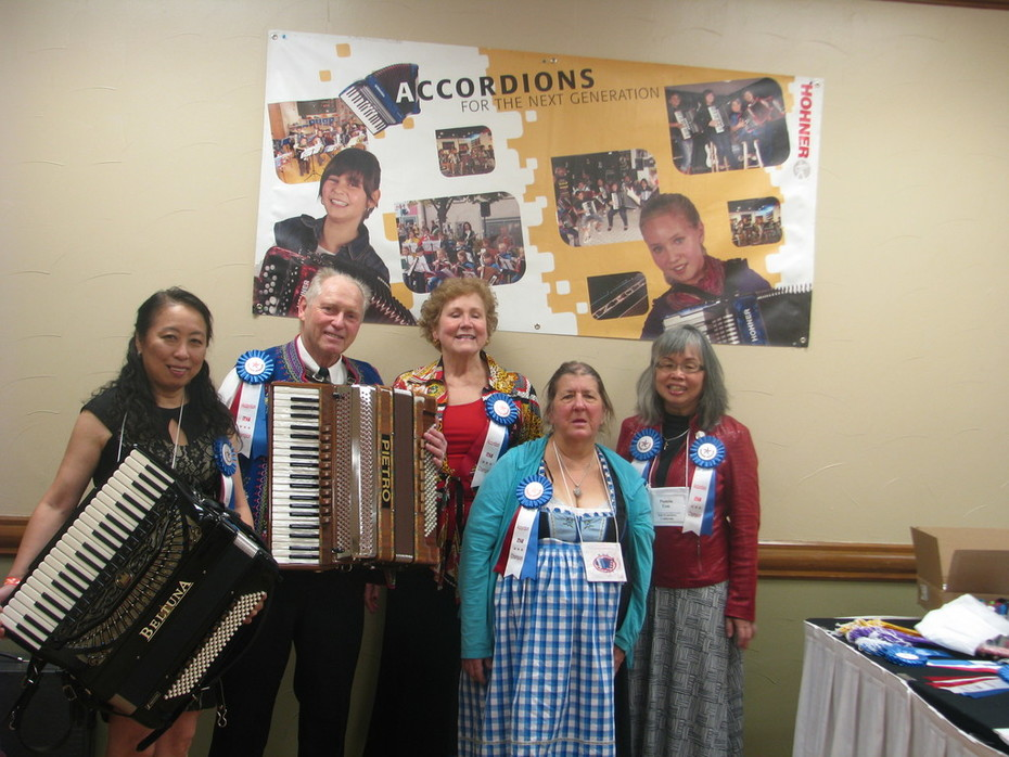 National Accordion Convention 2015
