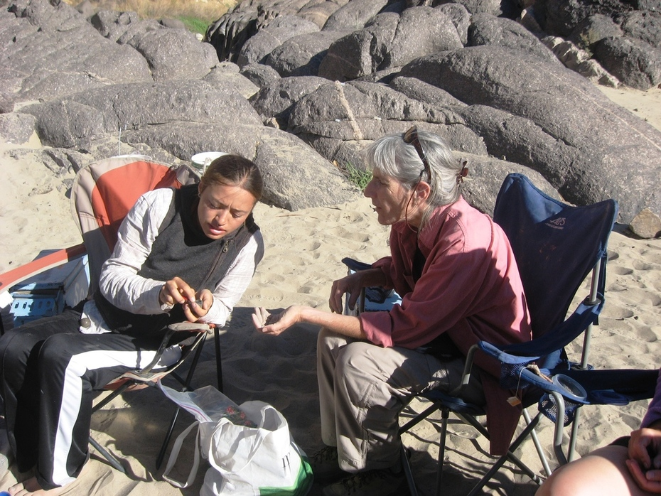 2010 River Writing & Sculpting Journey